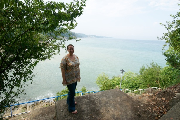 me and the Black Sea