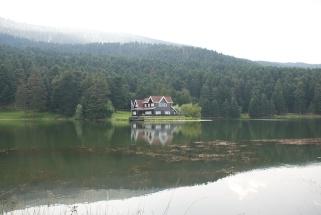 lakeside, northern Turkey