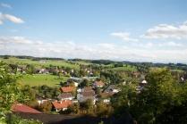 Bavarian countryside, Germany