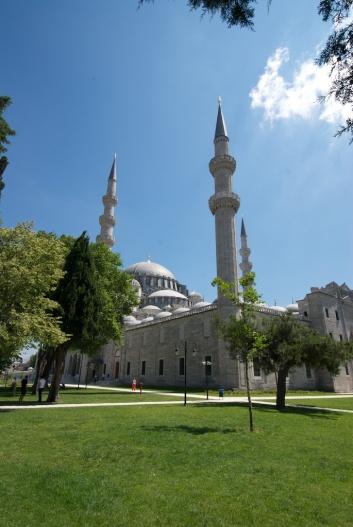 Suleyman Mosque, Istanbul, Turkey