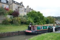 Canal Path, Bath, England