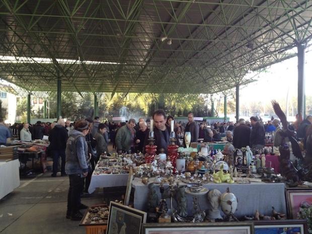 Ayranci Market