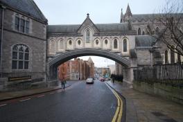 pedestrian bridge?