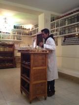 Berber pharmacist