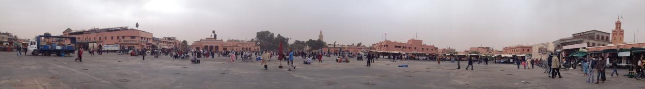 Jemaa al-Fna Square