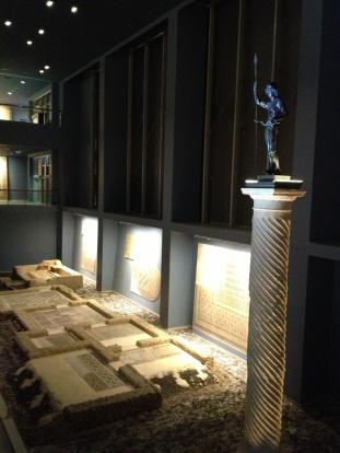 an old Roman bath