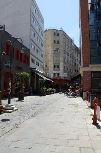 Ladadika neighborhood