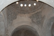 you can always tell a hamam by the glass cones on the roofs of the domes