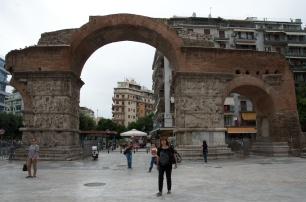 Galerius gate