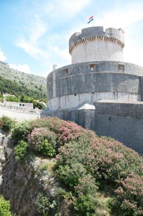 the landside tower