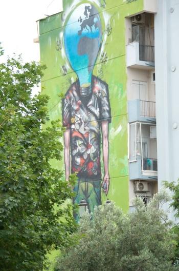 my favorite, in Thessaloniki