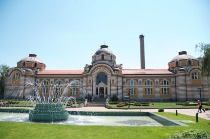 Public Bathhouse