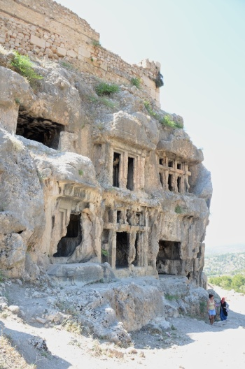 Ionian tombs