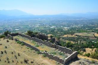 probably Ottoman barracks