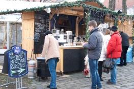 the wine stall