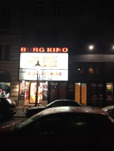 I thought this was a weird looking BK, but it's a cinema