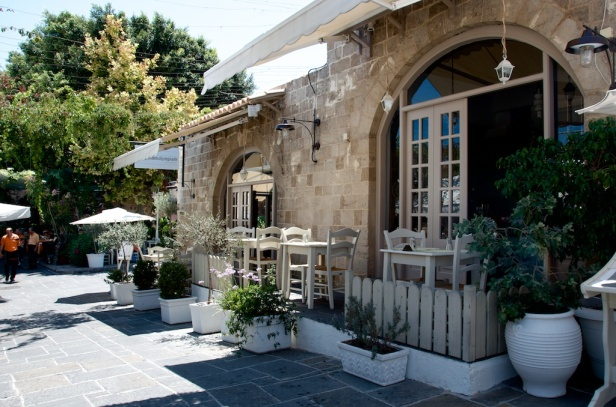 cute restaurant