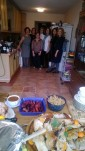 The kitchen crew!