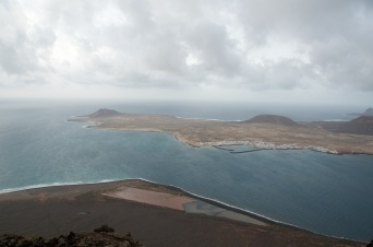 "the ""river"" between the islands of Graciosa and Lanzarote"