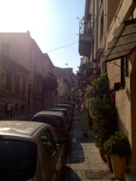 streets of Athen