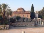 an orthodox church neat the Agora