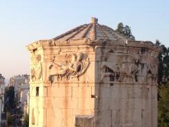 beautiful stonework on an unidentified tower