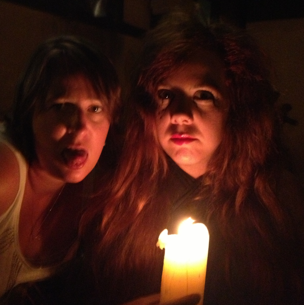 me and a queimada witch