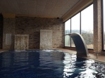 the spa at Los Nogales, in Jaen
