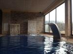 the spa at Los Nogales, in Jaen