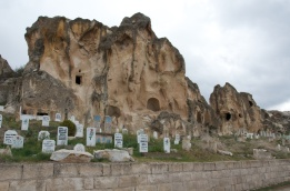 2 millennia's worth of graves