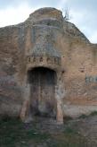 fireplace at the Kumba fortress