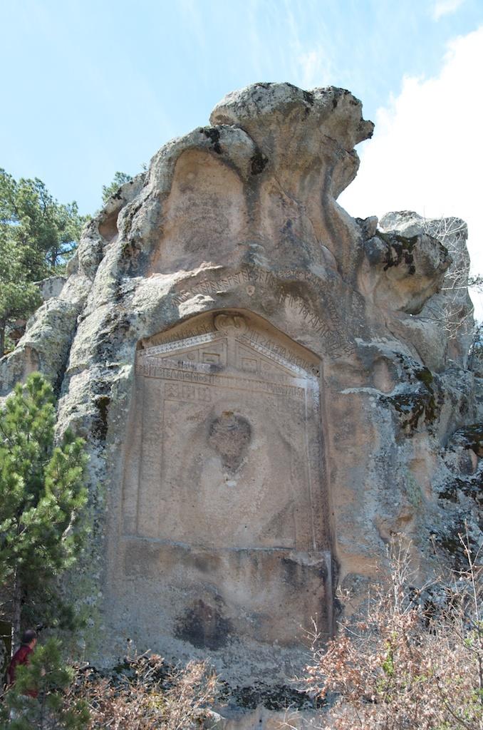 Ariastes Monument