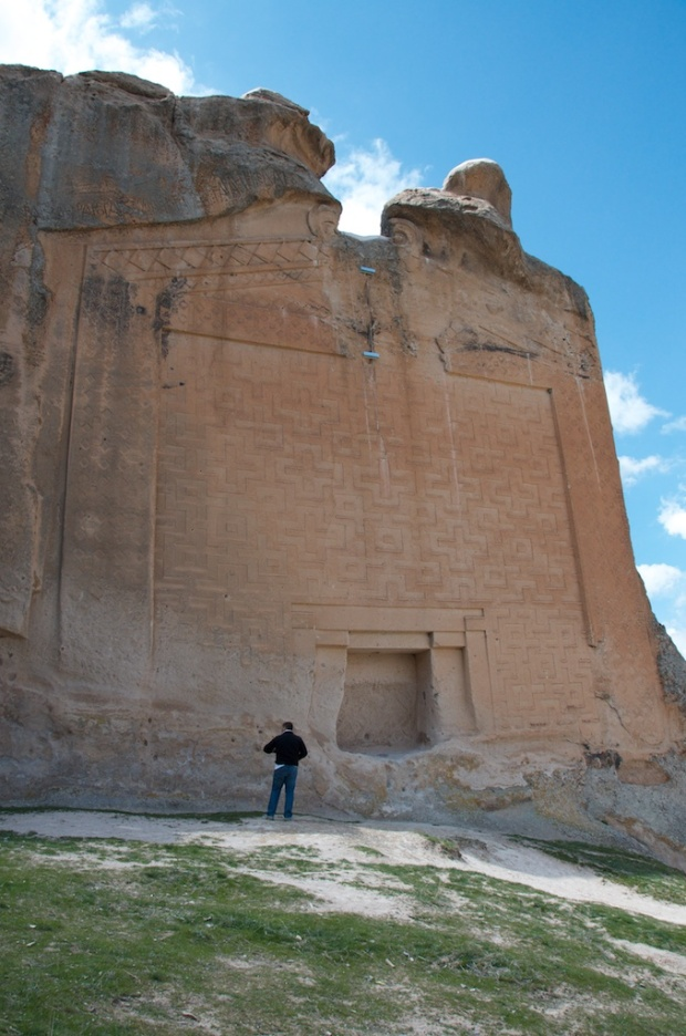 The Midas Monument