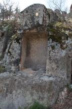 Phyrgian monument