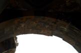 a stonecut arch