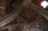 it's ceiling