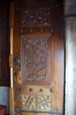 even the door is amazing!