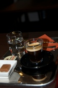 they serve coffee all elegant