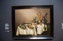 amazing, Still Life with a Gilt Cup, by Willem Clasewz Heda