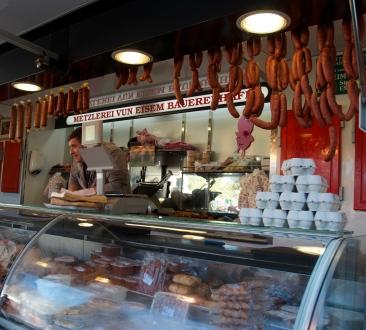 I always love the pork stand