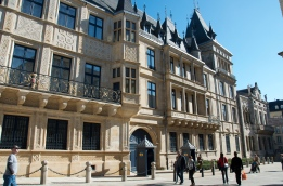 Grand Duchy Palace