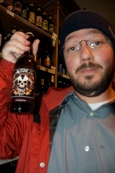 Todd finds a fave at the beer store
