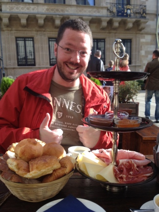 yummy country breakfast